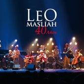 40 Años (En Vivo) by Leo Maslíah