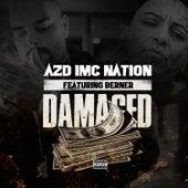 Damaged (feat. AZD) by Berner