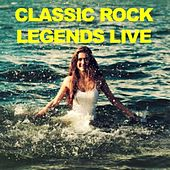 Classic Rock Legends Live! de Various Artists