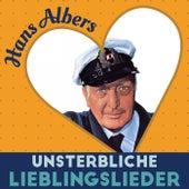Unsterbliche Lieblingslieder von Hans Albers