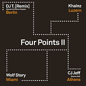 Four Points II - Single von Various Artists