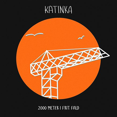 2000 Meter I Frit Fald by Katinka