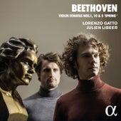 Beethoven: Violin Sonatas No. 1, 10 & 5