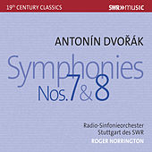 Dvořák: Symphonies Nos. 7 & 8 (Live) de Radio-Sinfonieorchester Stuttgart des SWR