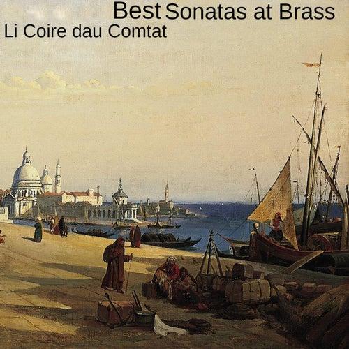 Best Sonatas at Brass by Li Coire dau Comtat