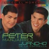 Llegó el Momento de Peter Manjarres