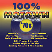 100% Motown - 70s (reissue) by Various Artists