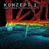 Konzept.1 (Underground Techno Exploration) de Various Artists