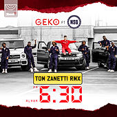 6:30am (Tom Zanetti Remix) di Geko