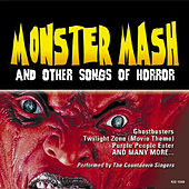 Monster Mash and Other Songs of Horror by The Countdown Singers