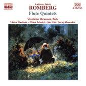 Flute Quintets von Andreas Jakob Romberg