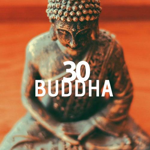30 Buddha - Musica per Meditazione Guidata, Lezioni di Yoga, Dormire, Rilassarsi e Trovare la Pace Interiore by Meditation Music