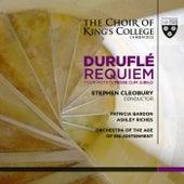 Duruflé: Requiem, Four Motets, Messe Cum Jubilo von Various Artists
