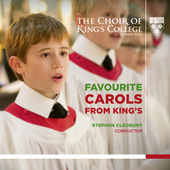 Favourite Carols from King's de Choir of King's College, Cambridge