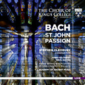 Bach: St. John Passion, BWV 245 (Live) von Academy of Ancient Music