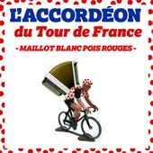 L'accordéon du Tour de France: Maillot blanc pois rouges de L'Orchestre Paris Tour Eiffel