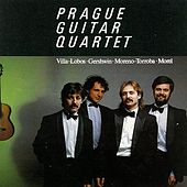 Villa-Lobos, Gershwin, Torroba, Morel: Prague Guitar Quartet by Prague Guitar Quartet