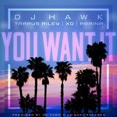 You Want It (feat. Tarrus Riley, XO & Abrina) by DJ Hawk