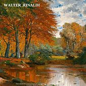 Walter Rinaldi: Piano and Orchestral Works and Other Songs - Pachelbel: Canon in D Major for Guitars - Beethoven: Fur Elise & Moonlight Sonata - Bach: Air on the G String & Prelude No. 1 in C Major by Various Artists