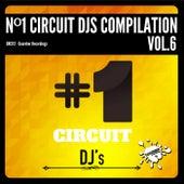 Nº1 Circuit Djs Compilation, Vol. 6 - EP de Various Artists