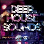 Deep House Sounds, Vol. 2 - EP de Various Artists