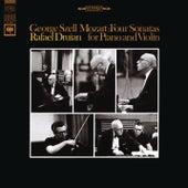 Mozart: Violin Sonatas, K. 296, 301, 304 & 376 by George Szell