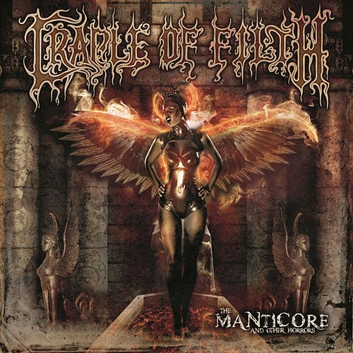 The Manticore and Other Horrors by Cradle of Filth