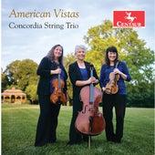 American Vistas by Concordia String Trio