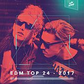 EDM Top 24 - 2017 de Various Artists