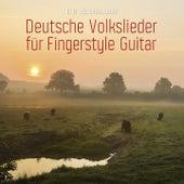 Deutsche Volkslieder fuer Fingerstyle Guitar de Ulli Boegershausen