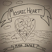Mosaic Heart von Mara James