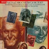Mozart: Piano Concertos Nos. 25 & 27 by Alicia De Larrocha