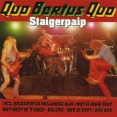 Quo Bertus Quo by Bertus Staigerpaip