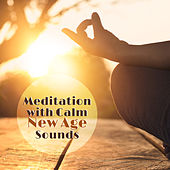 Meditation with Calm New Age Sounds de Zen Meditation and Natural White Noise and New Age Deep Massage