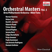 Orchestral Masters, Vol. 5 by Brno Philharmonic Orchestra