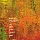 Ranges of Érard by Ksenia Kouzmenko