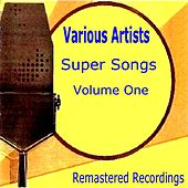 Super Songs Volume One de Various Artists