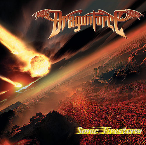 Sonic Firestorm by Dragonforce