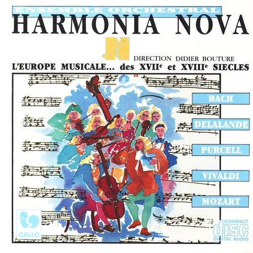 Johann Sebastian Bach, Michel Richard Delalande, Henry Purcell, Antonio Vivaldi, Wolfgang Amadeus Mozart: L'Europe Musicale des XVII et XVII by Various Artists