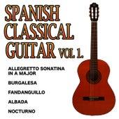 Spanish Classical Guitar Vol.1 de Andres Segovia