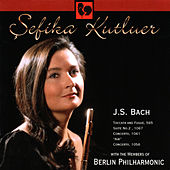 Sefika Kutluer plays Bach, Orchestral Works by Sefika Kutluer