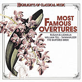 Most Famous Overtures by Various Artists