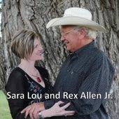 Sara Lou and Rex Allen Jr. by Sara Lou