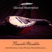 Romantic Mandolin: Astor Piazolla, Carlo Munier, Niccolò Paganini.. von Boris Björn Bagger