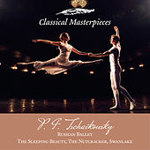 P.I. Tschaikowsky: Russian Ballett: the Nutcracker, the Sleeping Beauty, Swanlake (Classical Masterpieces) by Radio Symphony Orchestra Moscow