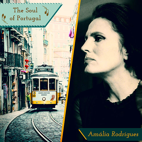 The Soul of Portugal de Amalia Rodrigues
