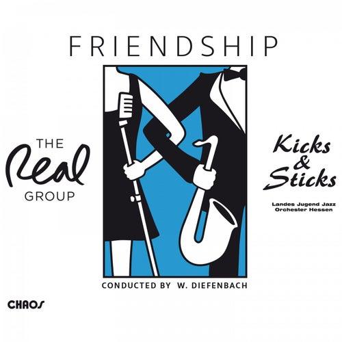 Friendship de Kicks The Real Group