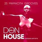 Don House (25 Mamacita Grooves), Vol. 2 von Various Artists