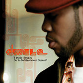I Think I Love U (Remix) von Dwele