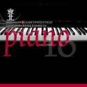 Queen Elisabeth Competition: Piano 2016 (Live) de Various Artists